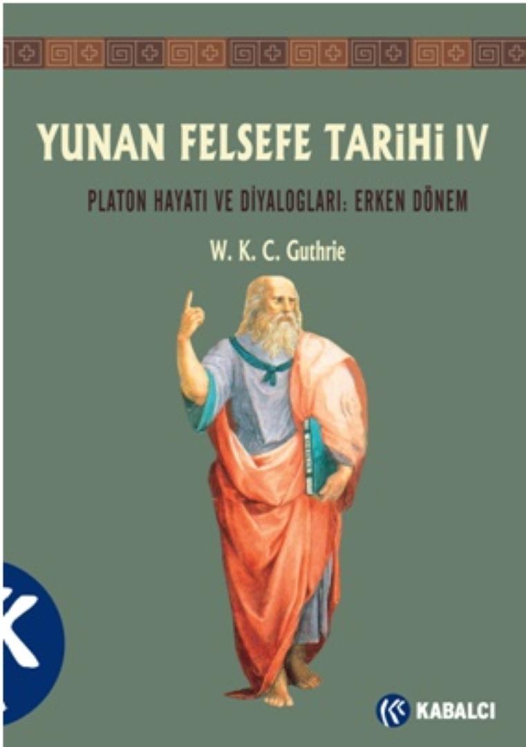 Yunan Felsefe Tarihi 4